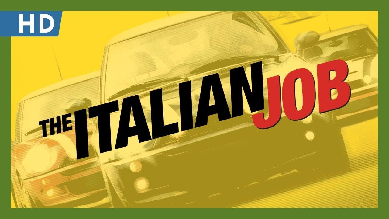 The Italian Job (2003) Trailer