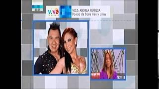 Andrea Repreza habla sobre el accidente en Más Que Baile