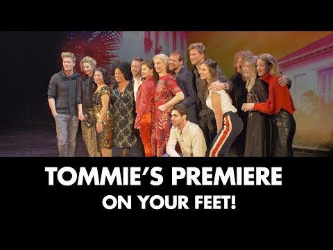 Feestelijk première Tommie Christiaan | On Your Feet!