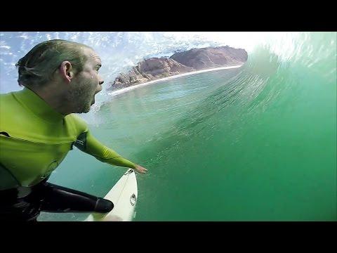GoPro : Jeffrey Russell - San Diego 12.08.15 - Surf