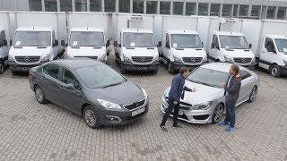 Первый автомобиль. Peugeot 408 vs Mercedes CLA | Это ваша машина