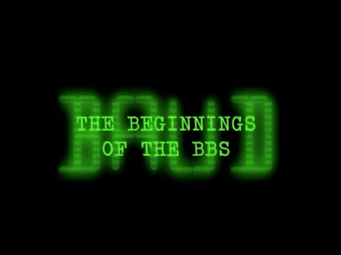 BBS The Documentary Part 1/8: Baud