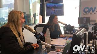 Ryan's Reaction To Sisanie's Big Announcement | On Air with Ryan Seacrest