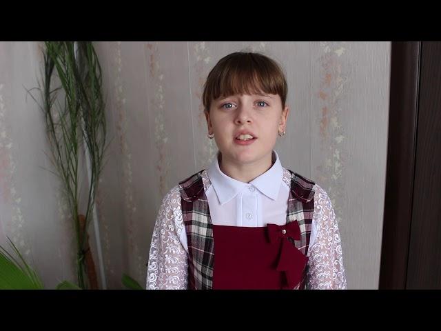 Изображение предпросмотра прочтения – АлександраКольскова читает произведение «Она сидела наполу…» Ф.И.Тютчева