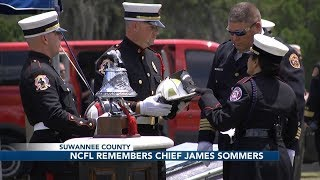 NCFL remembers Chief James Sommers