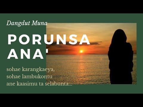 Lagu Dangdut Muna - DOPORUNSA ANA'