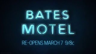 BATES MOTEL SEASON 4 TRAILER [FIXED AUDIO] - NO COPYRIGHT INTENDED