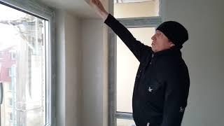 Косметический ремонт 2-х ярусной квартиры.