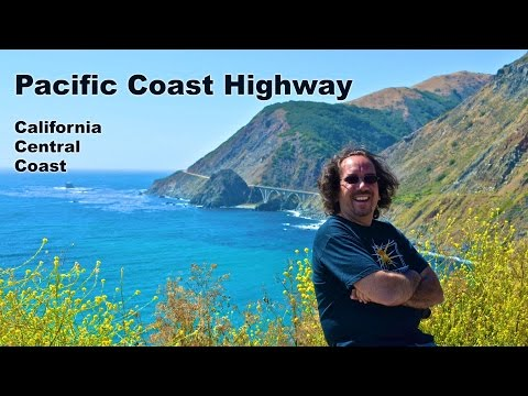 Pacific Coast Highway: California Central Coast - California Road Trip Part 2 | Traveling Robert