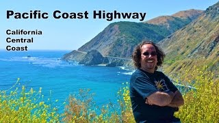 Road Nomad Episode 3 - Pacific Coast Highway: California Central Coast