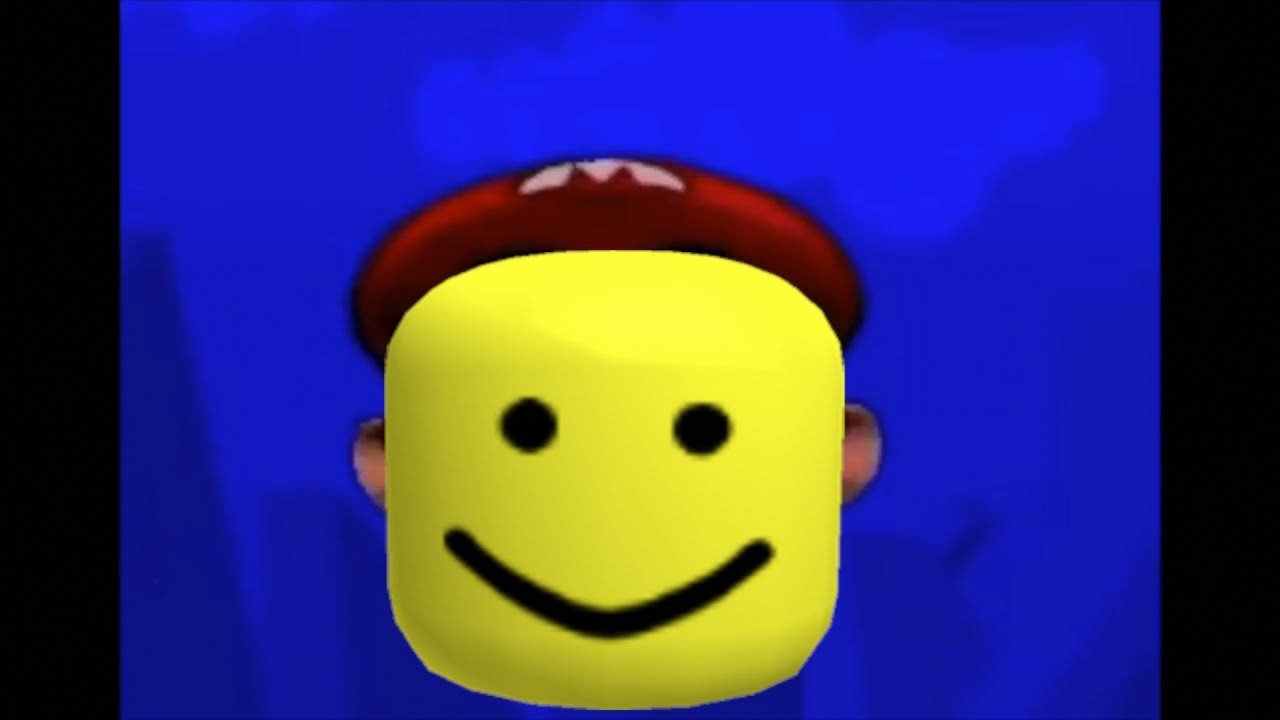 Mario Head Roblox Mario Head Flies For You But With The Roblox Death Sound Youtube
