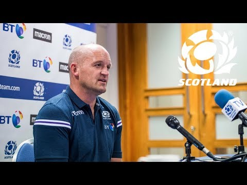 Gregor Townsend ​names Scotland squad for August camp