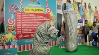 Бумажное шоу(, 2016-10-10T19:31:31.000Z)