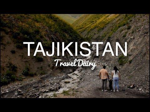 TAJIKISTAN | Travel Diary | 2018