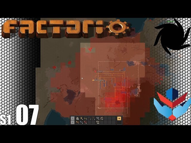 Factorio MP with NOG - S01E07 - Starting on a Mall
