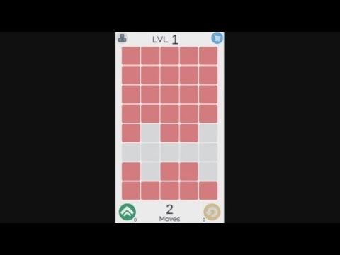 FlipiT (Android) - gameplay.