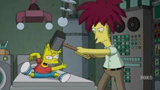 Симсоны сезон 27 серия 5 обзор The Simpsons на русском языке