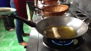 Chiang Mai Cookery Class - Red Thai Curry With Chicken, Spring Rolls, ...