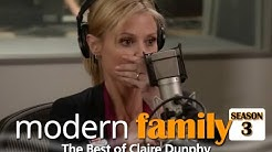 Modern Family - Best Claire Dunphy Moments (Season 3)