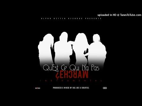 Mr. Leo x Salatiel x Askia x Blaise B -  Qu'Est Ce Qui N'a Pas Marché? [Instrumental]