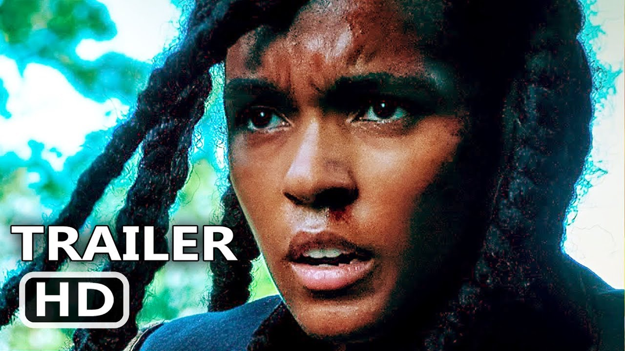 ANTEBELLUM Trailer 2 (2020) Janelle Monáe Drama Movie