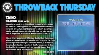 Taiko - Silence (Club Mix) (2001) RADIKAL RECORDS THROWBACK THURSDAY