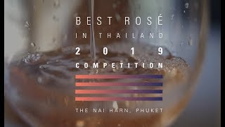 Best Rosé Wine in Thailand 2019 Competition
