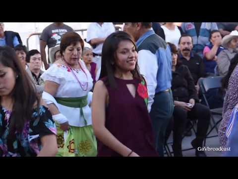 Zapateando el Gusto con el Trío Sinfonía Huasteca desde el centro de Querétaro