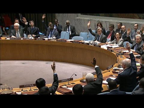 U.N. passes resolution condemning Israeli settlements in Palestinian territories