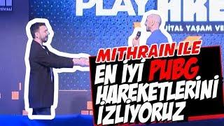 Espor Arena Mithrain ile En İyi PUBG Hareketlerini İzliyoruz