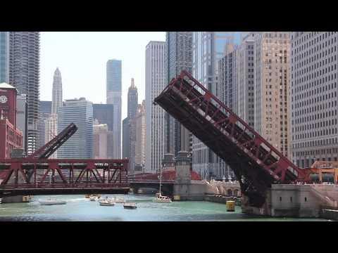 Chicago Bridge Lift Spring 2012