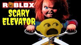 Roblox Scary Elevator [Grandpa Lemon Plays]