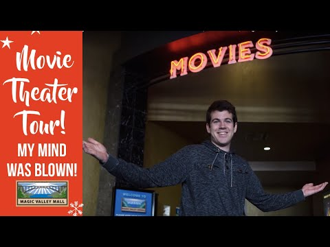 Things You Didn't Know About Movie Theaters | Cinema 13 | Magic Valley Mall