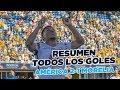 RESUMEN: Todos los goles Club América 2-1 Morelia   Pretemporada #TourÁguila 2018