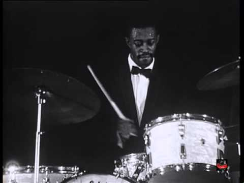 Cannonball Adderley Quintet - Bohemia after Dark (Live video 1962)