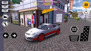 Racing Car Driving Simulator / Sports car Games / Android Gameplay FHD