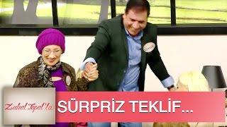 Zuhal Topal'la 42.Bölüm (HD) | Müjdat Hanım'dan Nisaner Bey'e Sürpriz Teklif!