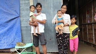 Chương trình khoan giếng nước cho người nghèo nhom san sẻ yêu thương