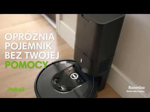 iRobot Roomba i7+ - Stacja dokująca Clean Base z funkcją usuwania brudu | Roomba | iRobot
