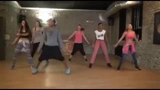 WORK-LIL RICK-Caribbean Flavour choreo!