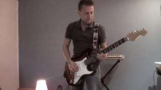 Gambar cover Pink Floyd   Comfortably Numb   Solo 1 Cover   #10