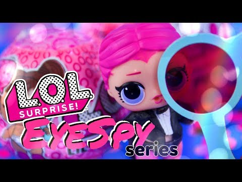 Unbox Daily: LOL Surprise Eye Spy Series - Under Wraps | Fashion Crush Pets & more