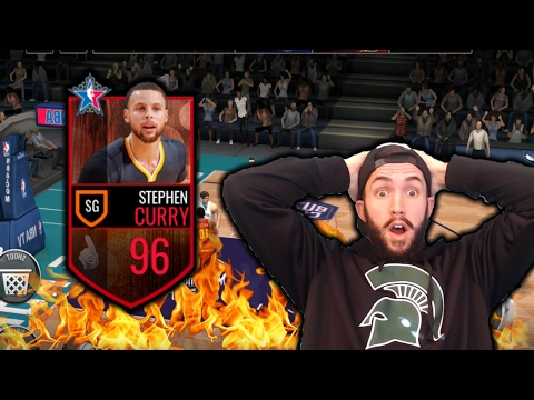 96 MASTER STEPH CURRY - 95 3PT +11 BOOST...