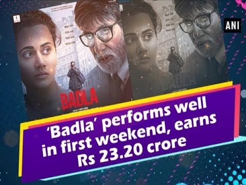 'Badla' performs well in first weekend, earns Rs 23.20 crore Mp3