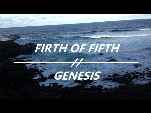 Genesis - 03 - Firth of Fifth // Lyrics