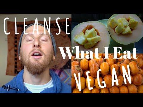 High Fruit VEGAN Diet Cleanse + Guided Meditation // Ayahuasca Prep Pt. 1