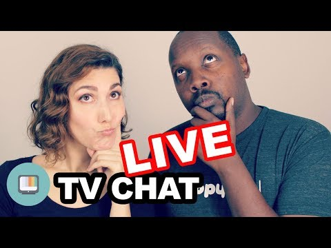Live Chat #33: Timeless, Into the Badlands and More