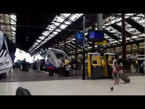 Paris Gare de Lyon train station