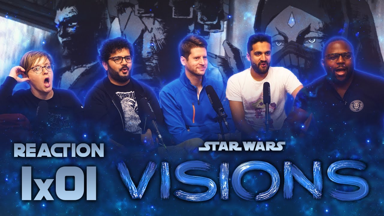 Download Star Wars Visions - Episode 1, The Duel - Group Reaction