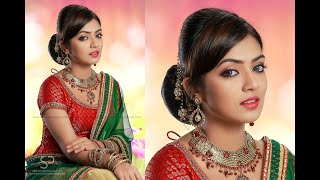 Nazriya Nazim Photoshoot Making Video